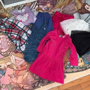 Girl 4T bundle